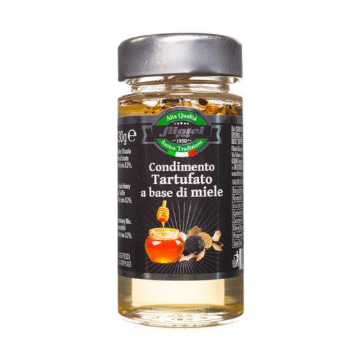 condimento tartufato a base di miele filotei group