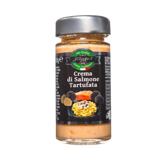 crema di salmone tartufata filotei group