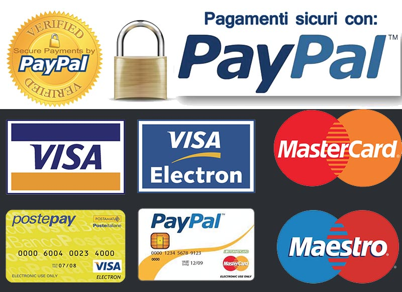 modalità di pagamento filotei group