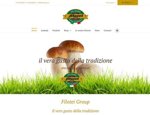 Nuovo sito e shop online