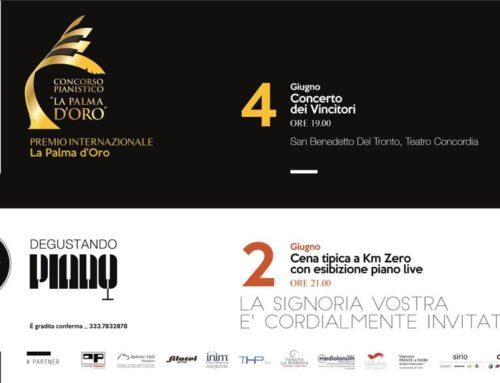 Concerto Pianistico La Palma D'Oro