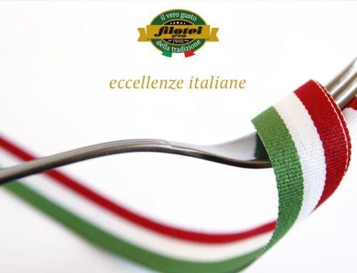 """Filotei Group selezionato per il """"True Italian Taste"""""""