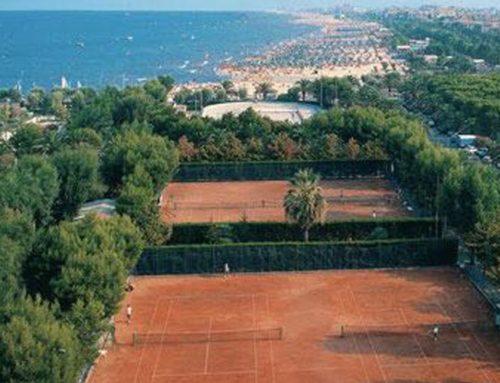 """""""I big del tennis degustano le specialità di Filotei Group"""" – San Benedetto Tennis Cup 16/22 luglio 2018, CT Maggioni"""