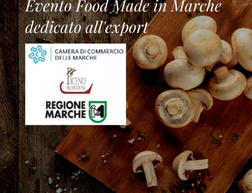 Filotei Group tra le eccellenze del food made in marche