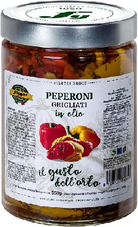 peperoni-olio