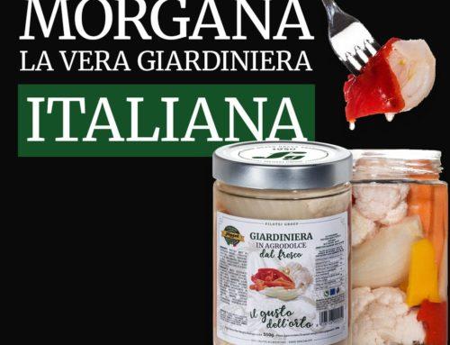 """Vi presentiamo """"Morgana – La vera Giardiniera Italiana"""""""