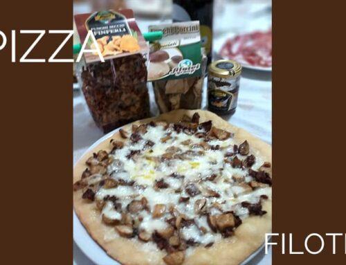 Pizza ai Funghi Filotei Group